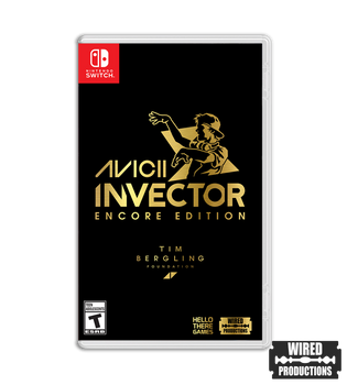 AVICII Invector: Encore Edition (Nintendo Switch)