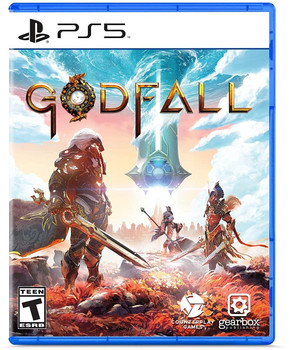 GOD FALL (Playstation 5)