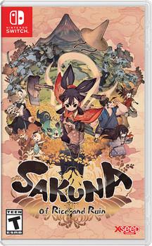 Sakuna: Of Rice and Ruin - (Nintendo Switch)