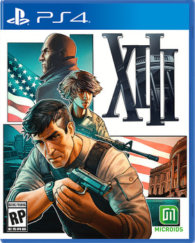XIII - (PlayStation 4)