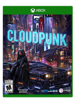 Cloudpunk - (Xbox One)