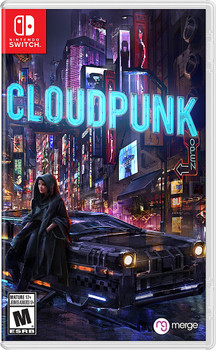 Cloudpunk (Nintendo Switch)