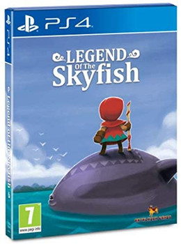 Legend Of The Skyfish [French Cover]  Multi-Language - (PlayStation 4)
