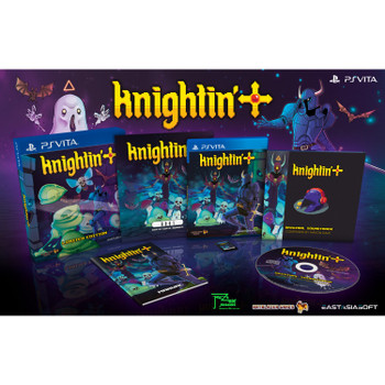 KNIGHTIN'+ [LIMITED EDITION] Multi-Language (PlayStation Vita)