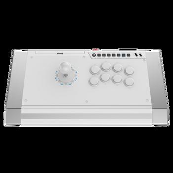 Qanba Pearl Obsidian Arcade Stick [PS4, PS3, PC] works on PS5