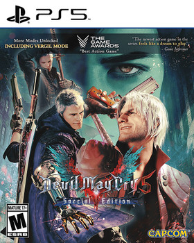 Devil May Cry 5 Special Edition - PlayStation 5
