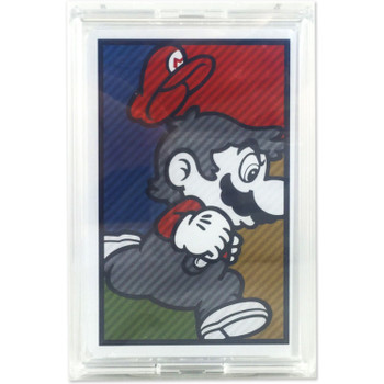 Nintendo Super Mario Retro Art Playing Cards (POKER CARDS) NAP-06