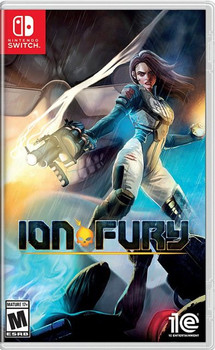 Ion Fury - Limited Run (Nintendo Switch)