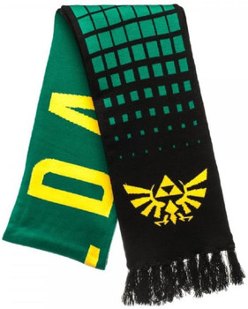Zelda Gradient Knit Scarf (Bioworld)