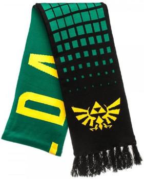 Zelda Gradient Knit Scarf (Bioworld)