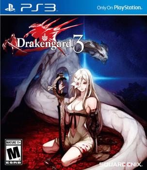 Drakengard 3 (Playtation 3)
