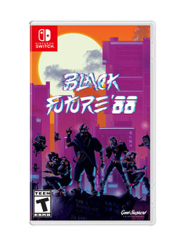 Black Future 88 (Nintendo Switch)