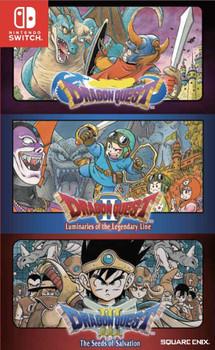 Dragon Quest 1 + 2 + 3 Collection - Asian Version - Multi-language (Nintendo Switch)
