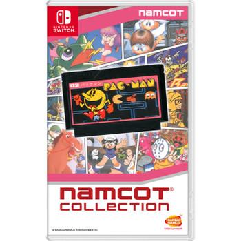 Pac Man Namcot Collection - Asian Version -Multi-Language (Nintendo Switch)