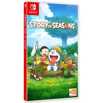 Doraemon Story of Seasons - Asian Version  (Nintendo Switch)