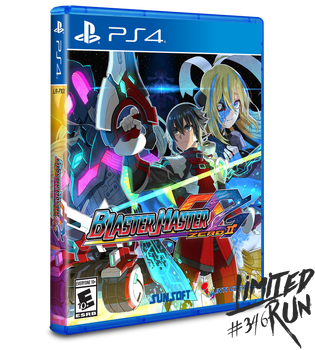 Blaster Master Zero - Limited Run (Playstation 4)