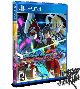 Blaster Master Zero - Limited Run (Playstation 4)