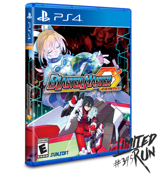 Blaster Master Zero 2 - Limited Run (Playstation 4)
