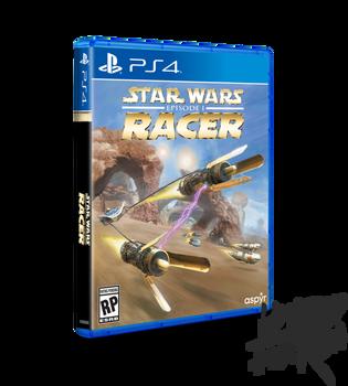 Star Wars Episode I: Racer - Limited Run (Playstation 4)