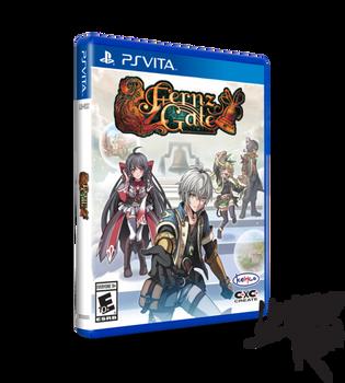 Fernz Gate (PlayStation Vita)