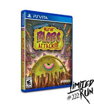 Mutant Blobs Attack (PlayStation Vita)