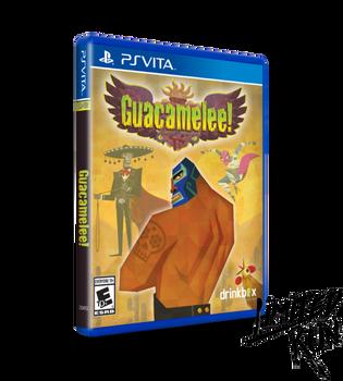 Guacamelee (PlayStation Vita)