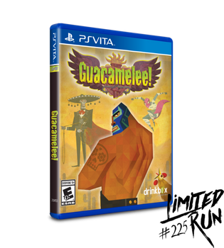 Guacamelee (PlayStation Vita)