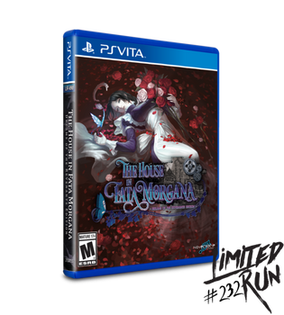 The House in Fata Morgana (PlayStation Vita)
