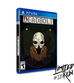 Deadbolt - LR-228 (PlayStation Vita)