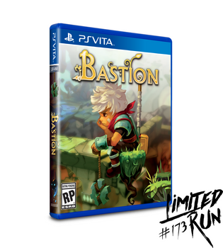 Bastion LR-173 (PlayStation Vita)