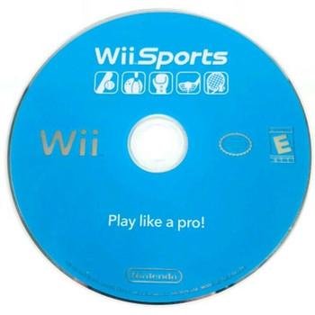 Nintendo Wii Sports Bundle - White (USA) RVL-001