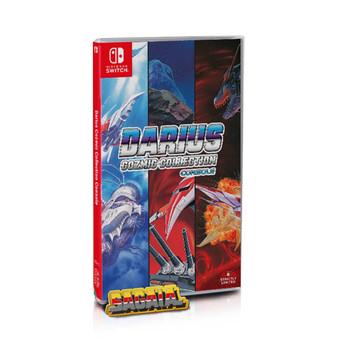 Darius Cozmic Collection Console - (Nintendo Switch)