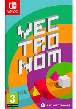 Vectronom (European Import, French Cover) Nintendo Switch