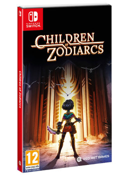 Children of Zodiarcs (European Import, French Cover) Nintendo Switch