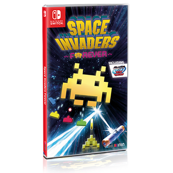 Space Invaders Forever - Nintendo Switch