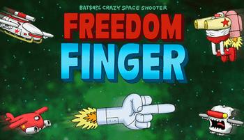 Freedom Finger SRG#39 - Nintendo Switch [EUR]