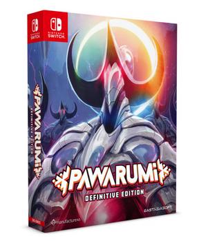 PAWARUMI: DEFINITIVE EDITION [Limited Edition] (Asian Import) Nintendo Switch