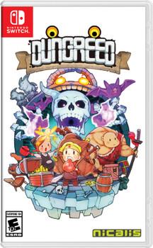 Dungreed - Nintendo Switch