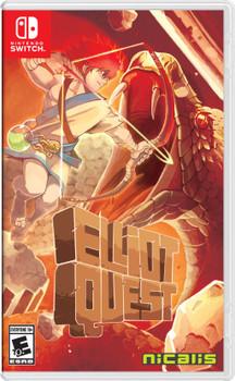 Elliot Quest - Nintendo Switch