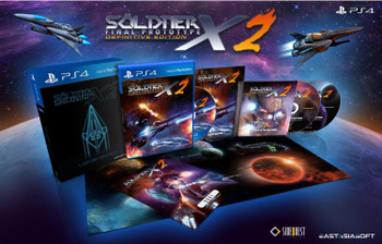 Söldner-X 2: Final Prototype Definitive Edition [Limited Edition] - PlayStation 4 [IMPORT]