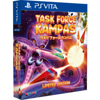 TASK FORCE KAMPAS [Limited Edition] - PlayStation Vita [IMPORT]