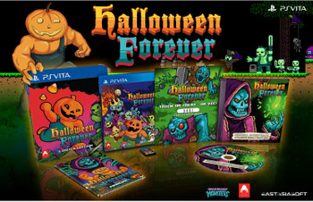 Halloween Forever [Limited Edition] - PlayStation Vita [IMPORT]