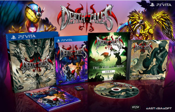 DEATH TALES [Limited Edition] - PlayStation Vita [IMPORT]