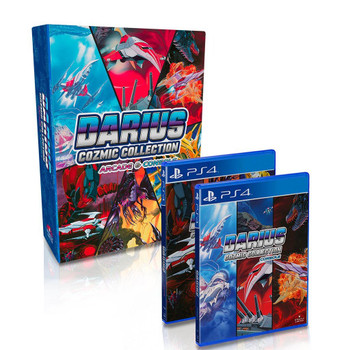 Darius Cozmic Collection International Collector's Edition (PS4)