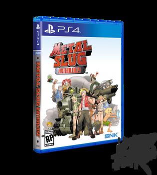 Metal Slug Anthology - Limited Run (Playstation 4)