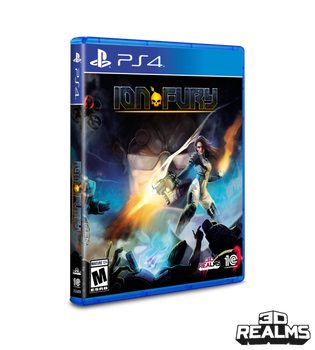 Ion Fury - Limited Run (Playstation 4)