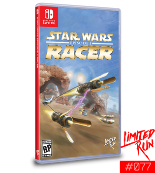 Star Wars Episode I: Racer - Limited Run (Nintendo Switch)