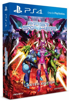 FAST STRIKER [LIMITED EDITION] (Asian Import) PlayStation 4