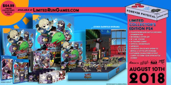 Phantom Breaker Battle Grounds Over Drive Collector's Edition LR# 164 (PlayStation 4)