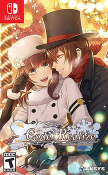 Code: Realize ~Wintertide Miracles~ - Nintendo Switch